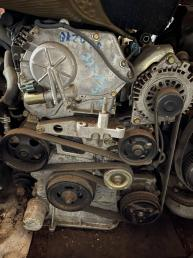Двигатель Nissan Bluebird Sylphy QR20DD