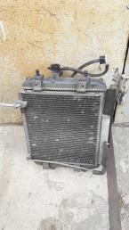 Радиатор охлаждения Toyota Passo KGC10 16400-B1020