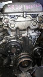 Двигатель SR20 Nissan Serena C23