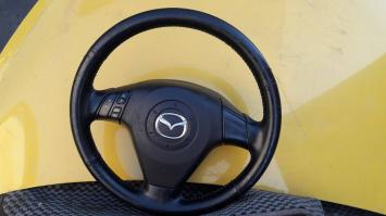 Руль Mazda 3/Axela ВК BP4K32980B