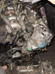 Двигатель Nissan Primera/Sunny QG18DD