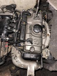 Двигатель Peugeot 206 NFZ 10FX1T