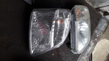 Фара левая Honda Logo 0151