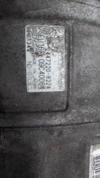 Компрессор кондиционера М112 Mercedes W211 E 447220-8224