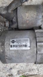 Стартер HR15 Nissan Note/ Tiida/CUBE/ Qashqai 23300-ED000