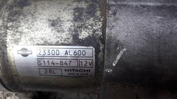 Стартер VQ25 Nissan Skyline V35 23300AL600