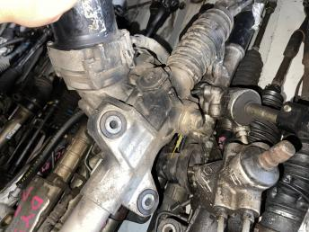 Рулевая рейка Honda Civic FD3 4D 8 53601-SNB-J04