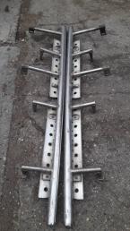 Пороги Mitsubishi Pinin/Pajero IO