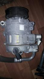 Компрессор кондиционера BVY Volkswagen Passat B6 1K0820859E