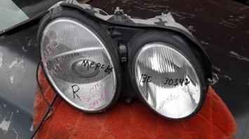 Фара Mercedes W215 CL A2158200661