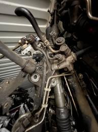 Рулевая рейка Nissan Elgrand E51 49200WL010