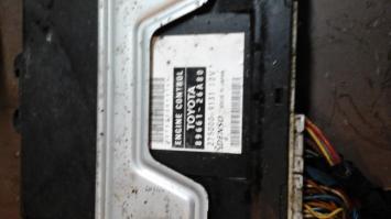 блок управления двигателя  2TR Toyota Hiace 200