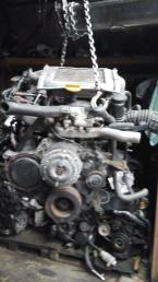 Двигатель TD27ETi Nissan Mistral R20