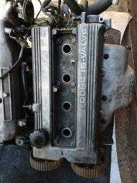 Головка блока цилиндров Mazda Capella GV