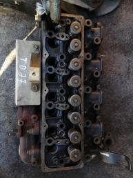 Головка блока цилиндров TD27 Nissan