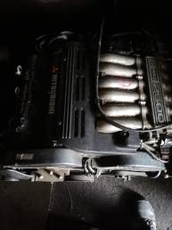 Двигатель 6g73 Mitsubishi Diamante f25