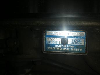 АКПП 0371 Toyota 2L Mark2