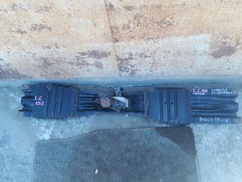 Кронштейн крепления запасного колеса Toyota Land Cruiser 100 51281-60110