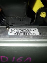 ЭБУHonda HR-V 1 37820-РЕМ-901