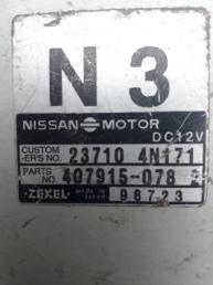 Блок управлегия двс YD25 Nissan Serena C24 237104N171