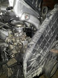 Двигатель 4EC1T Isuzu Gemini