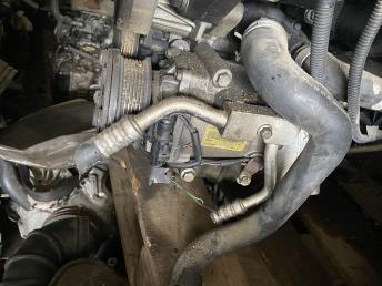 Компрессор кондиционера на Ford Focus 1 FYDA