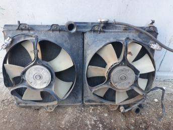 Радиатор охлаждения 3С Toyota СТ199 16400 - 6А210