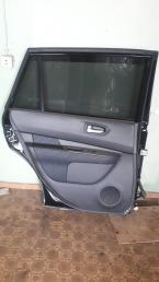 Дверь Nissan Wingroad 12