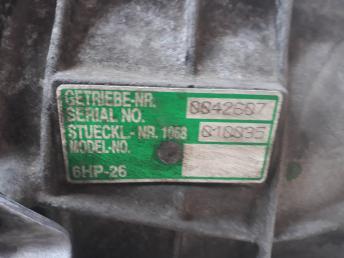 АКПП BMW 7 E65/E66