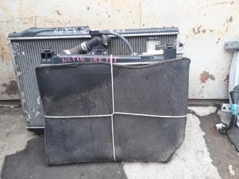 Радиатор Toyota Vitz 422132-1341