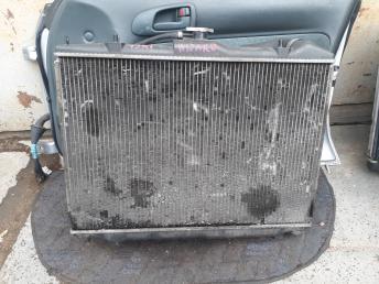 Радиатор 4JX1 Isuzu Wizard