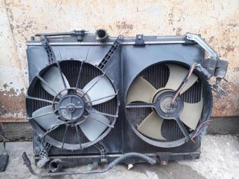 Радиатор J30A Honda Odyssey RA5