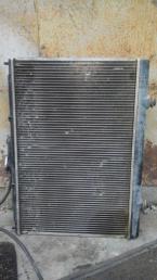 Радиатор Mitsubishi Pinin