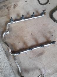 Топливная рампа M 113 W211 E55 AMG A1130700995