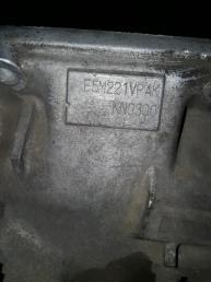 МКПП 4G37 Mitsubishi Galant F5M221VPA