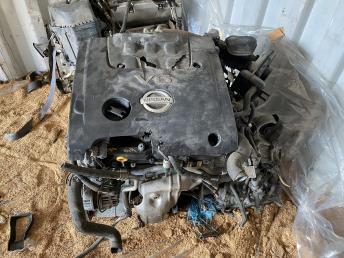 Двигатель VQ23 Nissan Teana J31