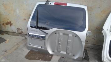 Крышка багажника  Mitsubishi Pajero mini Н58