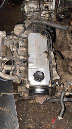 Двигатель 4G13 Mitsubishi