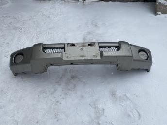 Бампер Mitsubishi Pinin