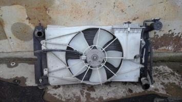 Радиатор  Toyota Voltz