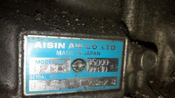 АКПП 1KD Toyota Land Cruiser 120 Prado 3043LS