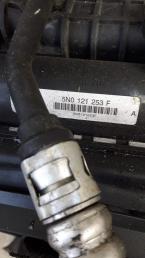Кассета радиатов Volkswagen Tiguan 1