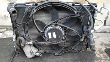 Кассета радиаторов  BMW 3 E90/E91