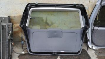 Крышка багажника Mercedes W169 A