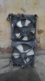 Радиатор  Mazda 626 4 GE