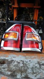 Стоп-сигналы Mitsubishi Pajero 3