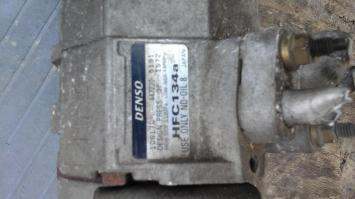 Компрессор кондиционера  Toyota Land Cruiser 120 Prado 447220-5191