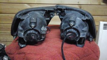 Туманки Nissan Presage/Wingroad 2177