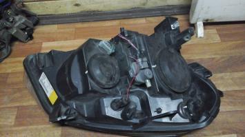 Фара левая Nissan Dualis/Qashqi 26060JD00A
