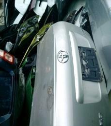 Крышка багажника Toyota Avensis 250 седан